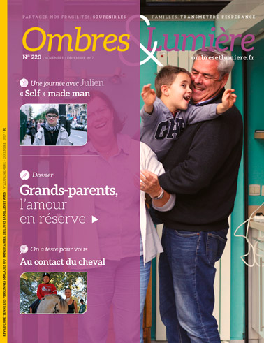 OL 220 Grands parents, l'amour en réserve - Nov-Déc 2017